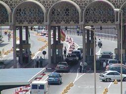 La frontera de Ceuta completa dos semanas con colas de hasta 3 horas de entrada y salida   Zaragoza: ciudad digital   Scoop.it