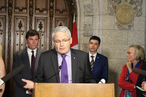 Liberal ministers announce steps to fix Harper's environmental overhaul | Canada and its politics | Scoop.it