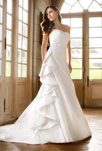 10 Wedding Dresses We Love For Under $1000 | Fashion | Scoop.it