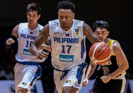 Parks keeps Gilas fire burning | Other Sports | Scoop.it