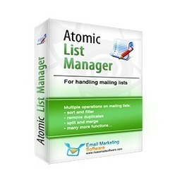 Atomic List Manager Review and Discount Coupon – The Tool You Need When Managing Large Mailing Lists   Kodulehe valmistamine soodsa hinnaga - kodulehtede tegemine, e poe loomine   Soft   Scoop.it