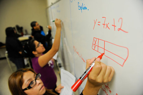 The Politics of Math Education | Shift Education | Scoop.it