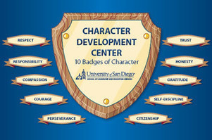 Character Development Center – School of Leadership and Education Sciences | Teacher Tools and Tips | Scoop.it