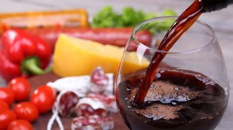 Red Wine Benefits: Will a Glass of Vino a Day, Actually Keep The Doctor Away? | Muscadinex Longevity | Scoop.it