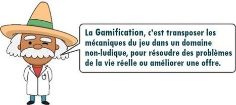 Définition de la gamification | el Gamificator | Gamification | Scoop.it