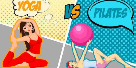 How to decide between Yoga and Pilates | London Pilates Studio | Scoop.it
