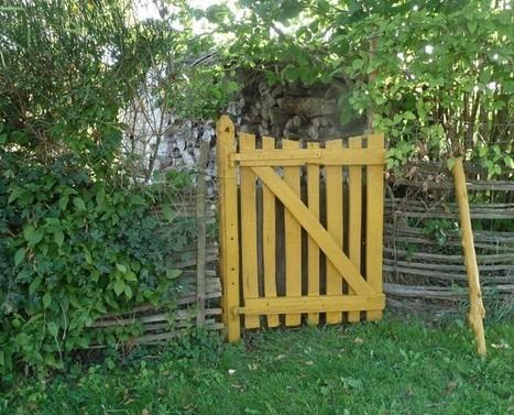 Recette de la peinture à la farine, protection des bois extérieurs | Côté Jardin | Scoop.it