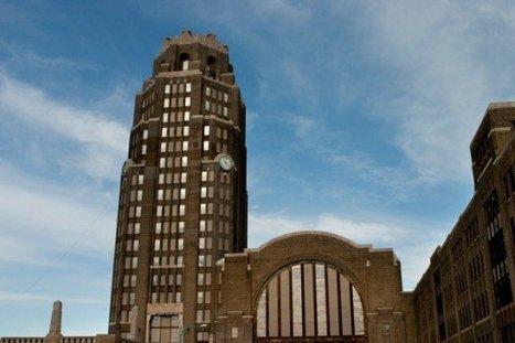 Abandoned Buffalo Central Station | GenealoNet | Scoop.it