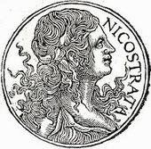 Mujeres en la historia: La madre del alfabeto latino, Carmenta (Siglo VII a.C.) | Mundo Clásico | Scoop.it