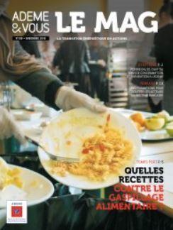 Quelles recettes contre le gaspillage alimentaire ? - ADEME | Agriculture et Alimentation méditerranéenne durable | Scoop.it