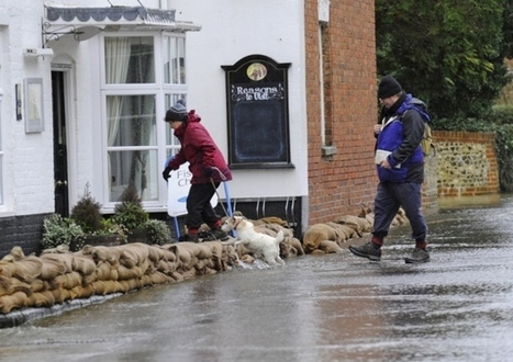 Plea for help as flood crisis looms again over Hambledon | Groundwater flooding UK | Scoop.it