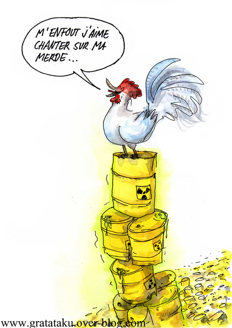 L'enfouissement des déchets nucléaires suscite des problèmes nouveaux -   Le Côté Obscur du Nucléaire Français   Scoop.it
