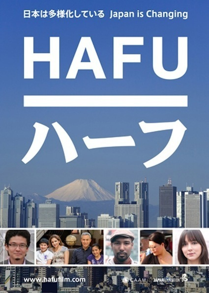 Hafu: Telling the story of Japan's mixed-race minority and changing attitudes in society【Q&A】 | Socio-Politieke problemen in Japan 2013-2014 | Scoop.it