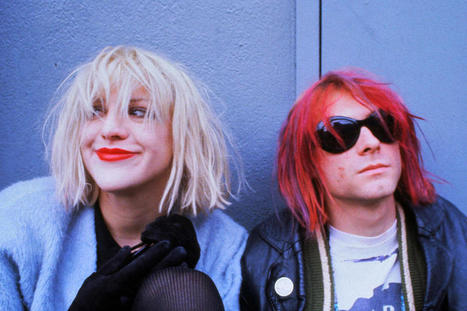 10 Crazy Revelations About Kurt and Courtney's Relationship in Montage of Heck | Vloasis sex corner | Scoop.it