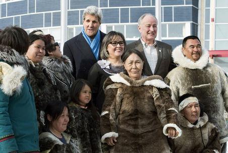 Le changement climatique au coeur des débats du Conseil de l'Arctique | Développement durable et efficacité énergétique | Scoop.it