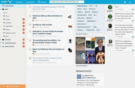 How to Search, Monitor, Analyze and Target your Social Stream | Smart Media Tips | Scoop.it