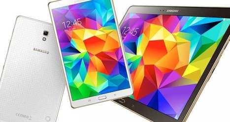 Samsung à la poursuite d'Apple dans les tablettes - Les Échos | commerce | Scoop.it