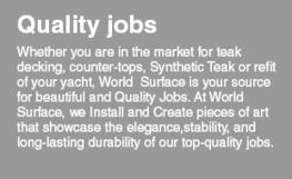 Teak Decking, Boat Flooring, Interior Boat Flooring, Yacht Decking Marine Decking and Synthetic Teak Decking | Teak Decking | Scoop.it