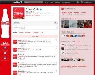 Twitter lance les pages dédiées aux marques le 1er Février | Web Marketing Magazine | Scoop.it