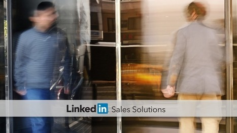 Social Selling Tips of the Week: These Pros Get More from LinkedIn | Social Selling:  with a focus on building business relationships online | Scoop.it