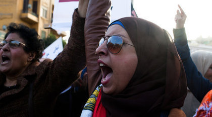 For Egypt's women, fear of rape now governs Cairo's Tahrir Square | Égypt-actus | Scoop.it