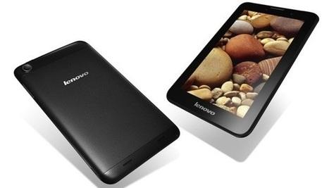 Lenovo presenta tre nuovi tablet Android: A1000, A3000 e S6000 | notizie mie | Scoop.it