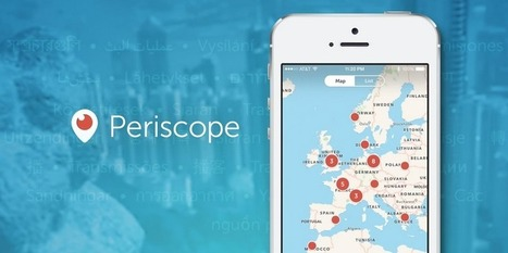 Periscope is beta testing new 'save' feature | Multimedia Journalism | Scoop.it