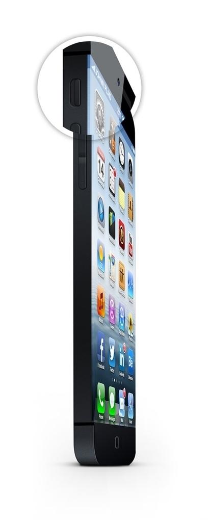 iPhone 6 màn hình 4.5 inch khỏe gấp 4 lần đàn anh iPhone 5 | iPhone | Scoop.it