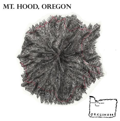 Mt Hood, Oregon | StylingM@p | Scoop.it