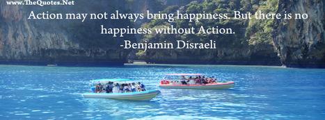 Facebook Cover Image - Benjamin Disraeli Quotes - TheQuotes.Net | Facebook Cover Photos | Scoop.it