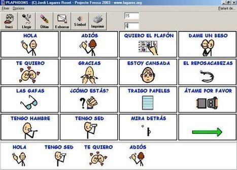 PLAPHOONS | | Sistemas de comunicación aumentativa y alternativa | Scoop.it