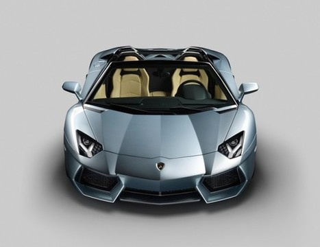 2013 Lamborghini Aventador Roadster | What Surrounds You | Scoop.it