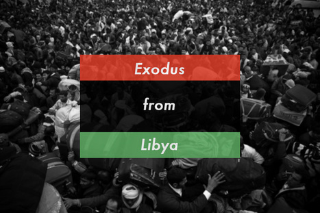 Timothy Fadek | Exodus from Libya | Photojournalism - Articles and videos | Scoop.it