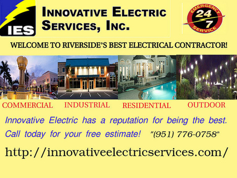 Independent Electrical Contractors For Lighting Service | Licensed Electrician Douglasville | Scoop.it