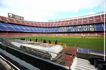 FC Barcelona – The Nou Camp Experience | Barcelona | Scoop.it