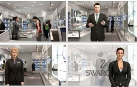 Swarovski speelt spelletjes met zijn sollicitanten | Executive Search | Scoop.it
