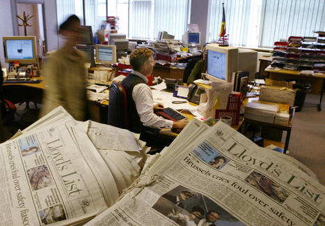 World's oldest newspaper to end print edition, go digital only | Technoculture | Scoop.it