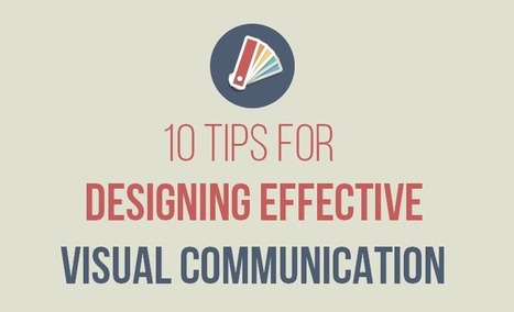 Your Guide To Designing Effective Visual Communication - infographic | Concevoir une présentation pour enseigner | Scoop.it