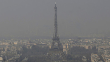 Smog is Forcing France to Rethink its Love of Diesel - Gizmodo | Society | Scoop.it