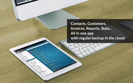 In-Mobility CRM for Mac | Social Me Multimedia |  Apps and Productivity Tools | Scoop.it