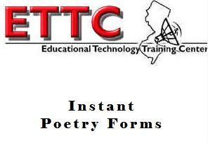Instant Poetry (Revised 6/2/12)   Library Celebrations   Scoop.it