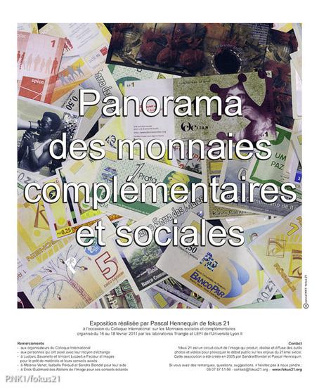 Panorama des Monnaies Complémentaires et Sociales - Un autre regard sur le 21e siècle | ECONOMIES LOCALES VIVANTES | Scoop.it