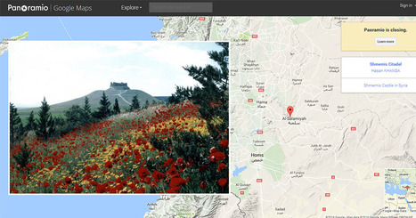 Farewell Panoramio: Google to End the GPS-Centric Photo Site | Conformable Contacts | Scoop.it