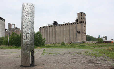 Five High-Design Urban Beehives | Vertical Farm - Food Factory | Scoop.it