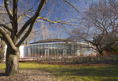 Efficiency and Brooklyn Botanic's New 'Do | sustainable architecture | Scoop.it
