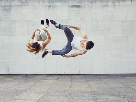 The Intersections Photo Series by Bertil Nilsson | #People | Scoop.it