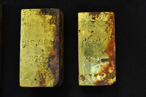 Gold Rush Shipwreck: Photos of a Real-Life Underwater Treasure Hunt - LiveScience.com | DiverSync | Scoop.it