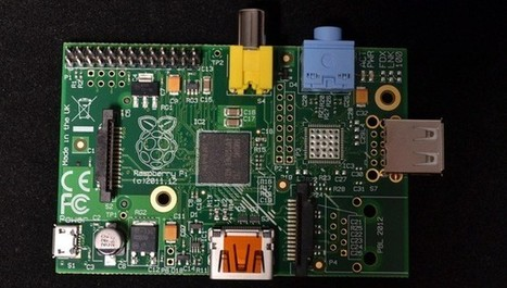 $25 Raspberry Pi now available in Europe; rest of the world to follow ...   Raspberry Pi   Scoop.it