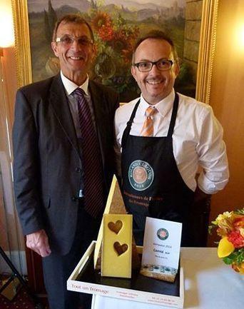 Le Comté rejoint le Collectif Fromaginaire | The Voice of Cheese | Scoop.it