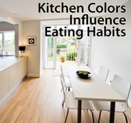 How Choosing Kitchen Colors Can Affect Your Eating Habits | Color For Your Home | Scoop.it